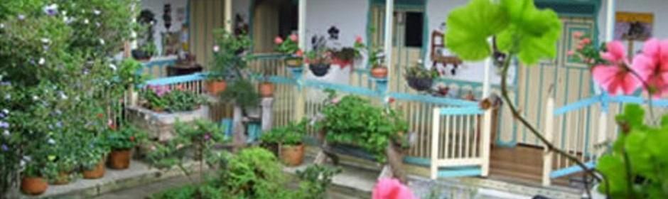 Interior de la Posada del Cafe   Fuente: posadasturisitcasdecolombia.com